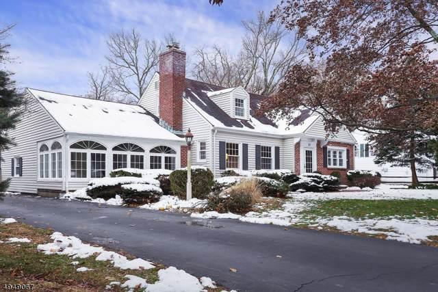 72 Overlook Rd, Morris Twp., NJ 07960 (MLS #3604516) :: SR Real Estate Group