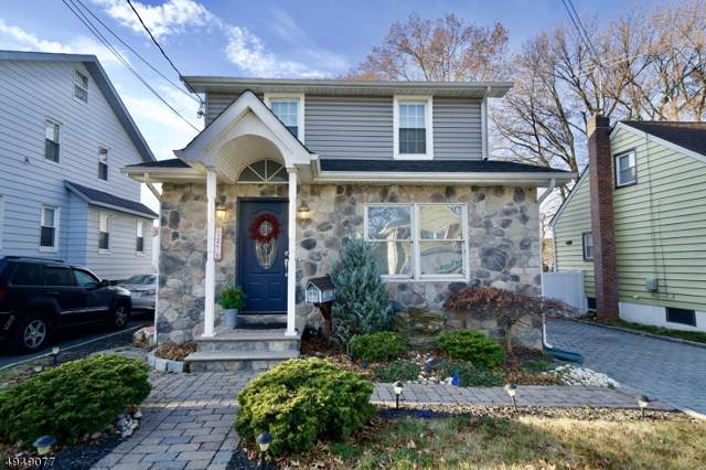 2570 Jackson Ave, Union Twp., NJ 07083 (MLS #3604552) :: The Dekanski Home Selling Team