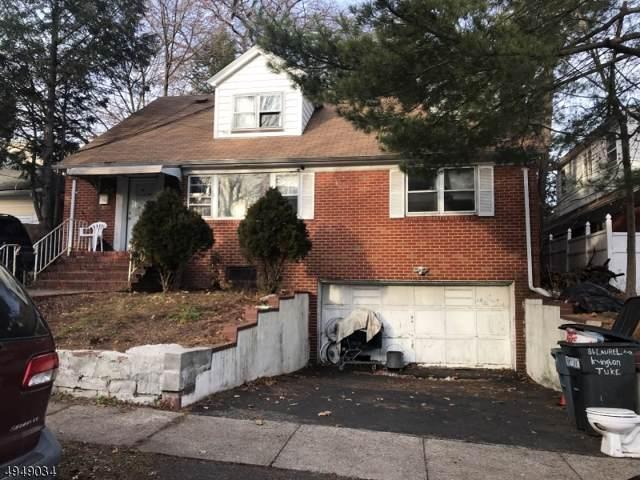 84 Laurel Ave, Irvington Twp., NJ 07111 (MLS #3604593) :: Weichert Realtors