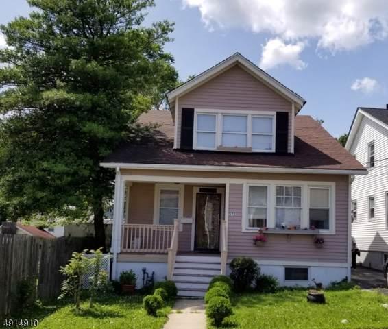 272 Indiana St, Union Twp., NJ 07083 (#3604635) :: Daunno Realty Services, LLC