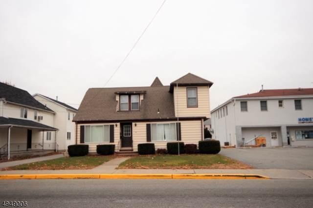 38 Main St, Bloomingdale Boro, NJ 07403 (MLS #3604664) :: The Lane Team