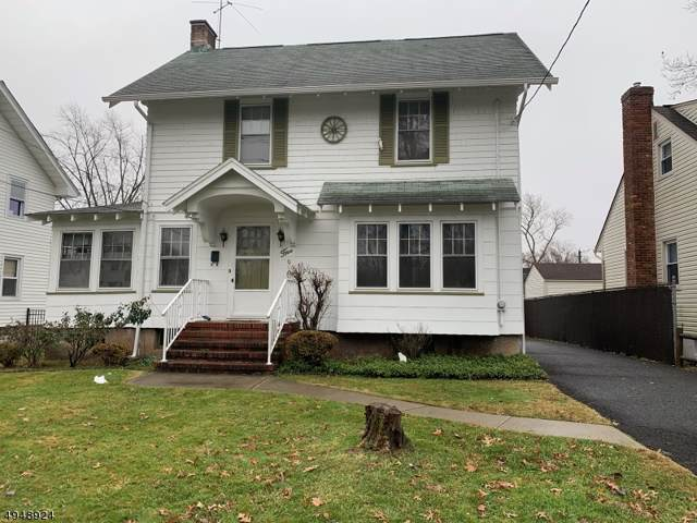 501 1ST ST, Westfield Town, NJ 07090 (MLS #3604714) :: Coldwell Banker Residential Brokerage