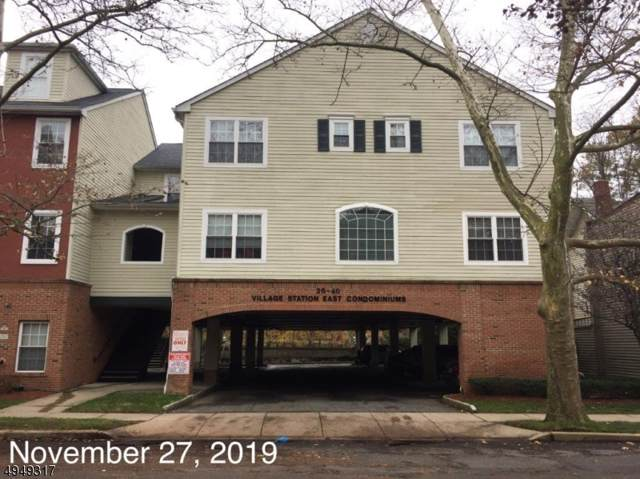 26 Church St Unit 24 #24, South Orange Village Twp., NJ 07079 (MLS #3604732) :: The Lane Team