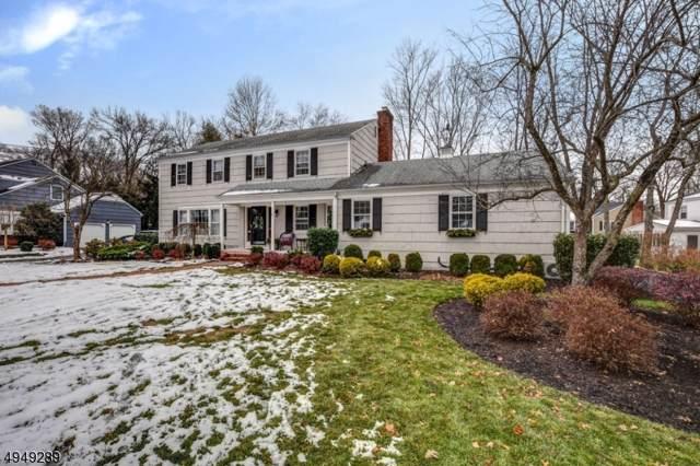 11 Heritage Ln, Morris Twp., NJ 07960 (MLS #3604787) :: SR Real Estate Group