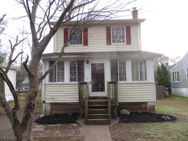 62 Maple Ave, West Orange Twp., NJ 07052 (MLS #3604809) :: Coldwell Banker Residential Brokerage