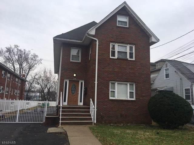 836 Westfield Ave, Elizabeth City, NJ 07208 (MLS #3604834) :: Mary K. Sheeran Team