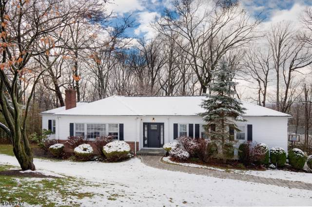 51 Runnymede Rd, Chatham Twp., NJ 07928 (MLS #3605099) :: Coldwell Banker Residential Brokerage