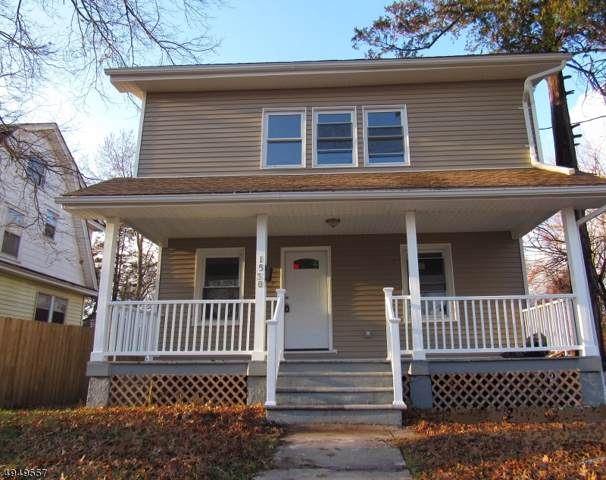 1530 W 3Rd St, Plainfield City, NJ 07063 (MLS #3605106) :: Coldwell Banker Residential Brokerage