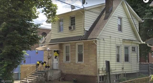 7 Adams St, Irvington Twp., NJ 07111 (MLS #3605290) :: The Sikora Group