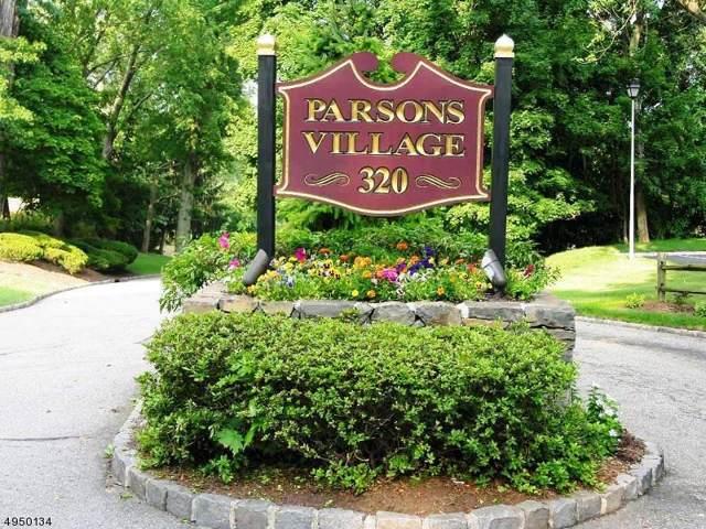 320 South Street 11B, Morristown Town, NJ 07960 (MLS #3605440) :: SR Real Estate Group