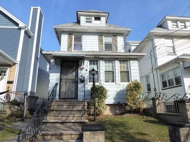 1057 Fanny St, Elizabeth City, NJ 07201 (MLS #3605495) :: The Sikora Group