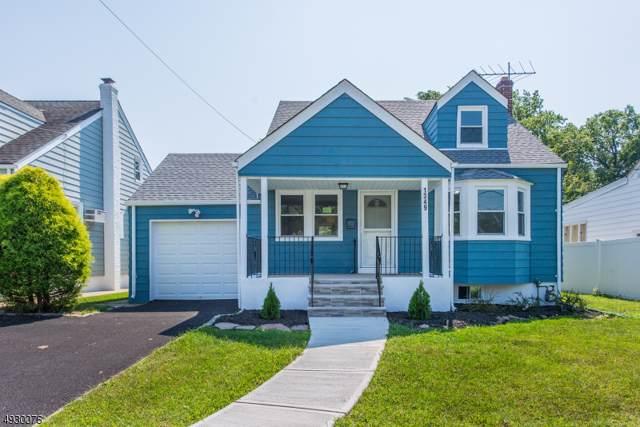 1349 Winslow Ave, Union Twp., NJ 07083 (MLS #3605503) :: SR Real Estate Group