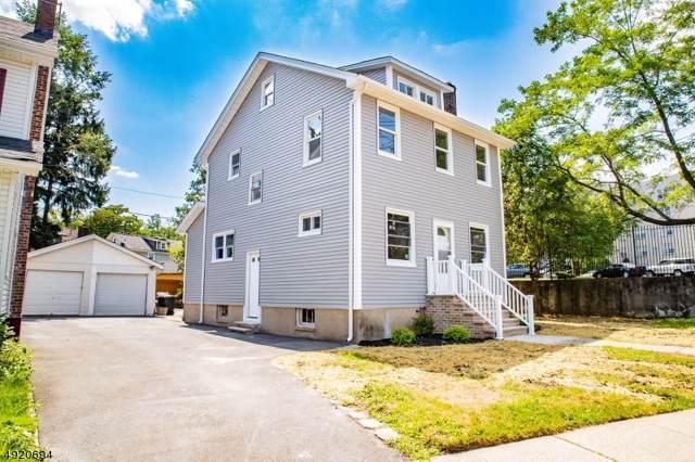 395 Elmwood Ave, East Orange City, NJ 07018 (MLS #3605552) :: SR Real Estate Group