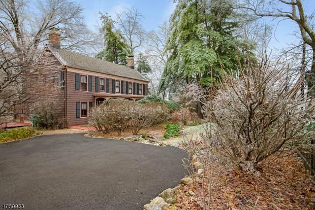 33 E Main St, Mendham Boro, NJ 07945 (MLS #3606232) :: SR Real Estate Group