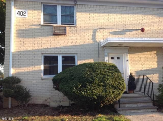 402 Cranbury Rd U 15 #15, East Brunswick Twp., NJ 08816 (MLS #3606489) :: Mary K. Sheeran Team