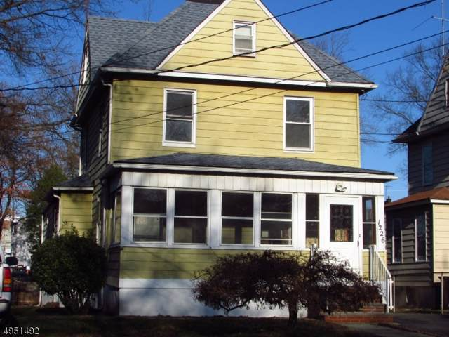 1226 W 3Rd St, Plainfield City, NJ 07060 (MLS #3606624) :: Coldwell Banker Residential Brokerage