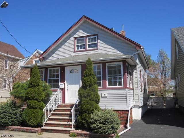 154 Silleck St, Clifton City, NJ 07013 (MLS #3607222) :: Pina Nazario