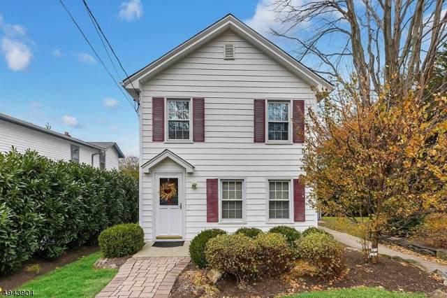 40 White Birch Rd, Morris Twp., NJ 07960 (MLS #3607832) :: The Debbie Woerner Team