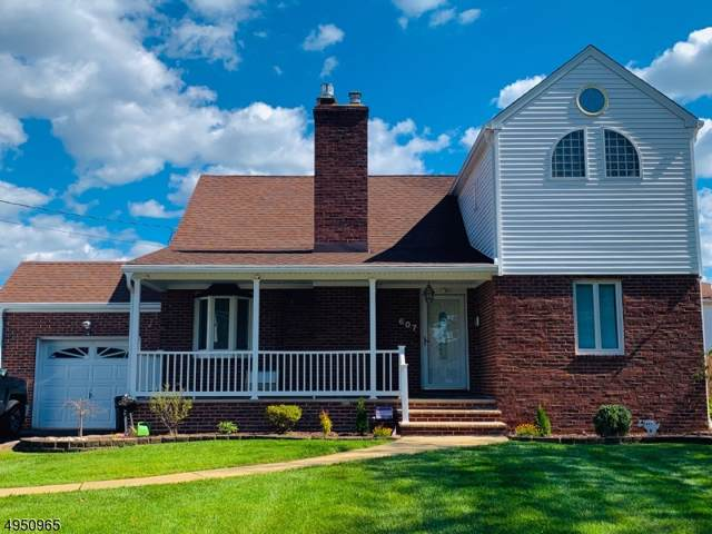 607 Center St, Garwood Boro, NJ 07027 (MLS #3607950) :: The Dekanski Home Selling Team