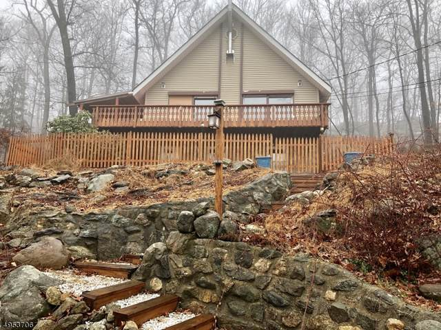 119 Forest Lake Dr, Byram Twp., NJ 07821 (MLS #3608442) :: William Raveis Baer & McIntosh
