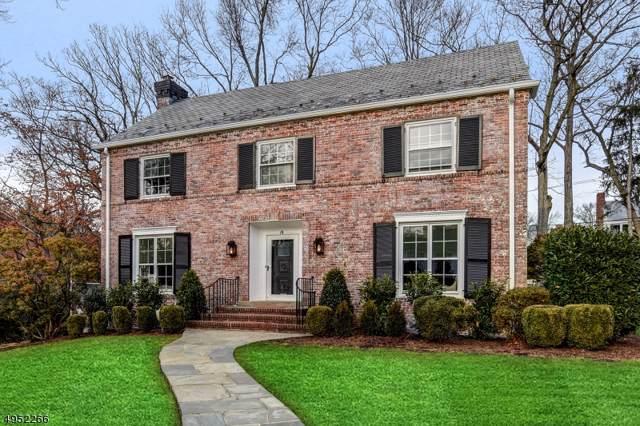 19 Overhill Rd, South Orange Village Twp., NJ 07079 (MLS #3608495) :: The Sue Adler Team