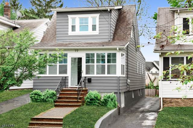 77 Lexington Ave, Maplewood Twp., NJ 07040 (MLS #3608544) :: Coldwell Banker Residential Brokerage