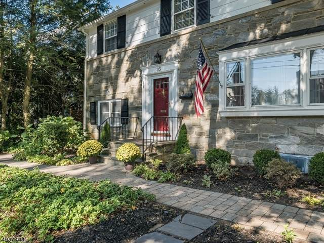 25 Pine Ter W, Millburn Twp., NJ 07078 (MLS #3608769) :: The Sue Adler Team