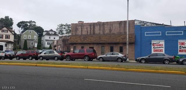475 Main Ave, Passaic City, NJ 07055 (#3609142) :: NJJoe Group at Keller Williams Park Views Realty