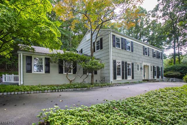 442 Fox Chase Rd, Chester Twp., NJ 07930 (MLS #3609317) :: The Lane Team