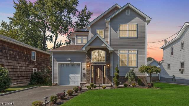 10 Cranford Ter, Cranford Twp., NJ 07016 (MLS #3609319) :: The Dekanski Home Selling Team