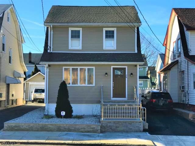 28 Jefferson Ave, Bloomfield Twp., NJ 07003 (MLS #3609320) :: Pina Nazario