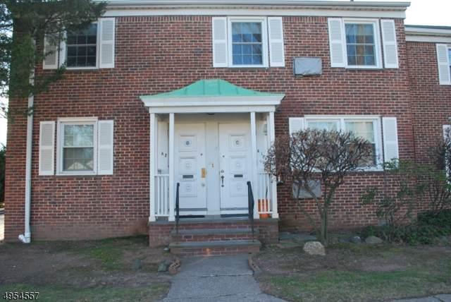 445 Morris Ave 2-A, Springfield Twp., NJ 07081 (MLS #3609322) :: The Dekanski Home Selling Team