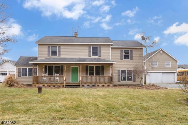 942 Maple Ave, Stillwater Twp., NJ 07860 (MLS #3609414) :: The Sikora Group
