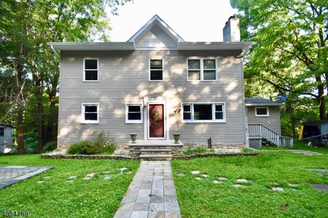 111 Cedar Dr, Andover Twp., NJ 07860 (MLS #3609416) :: William Raveis Baer & McIntosh