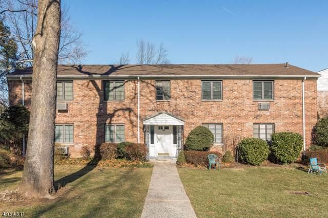 109 Troy Dr-Baltusrol Way #109, Springfield Twp., NJ 07081 (MLS #3609508) :: The Dekanski Home Selling Team