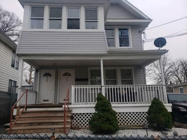 455 Walnut St #2, Elizabeth City, NJ 07201 (MLS #3609531) :: The Sikora Group