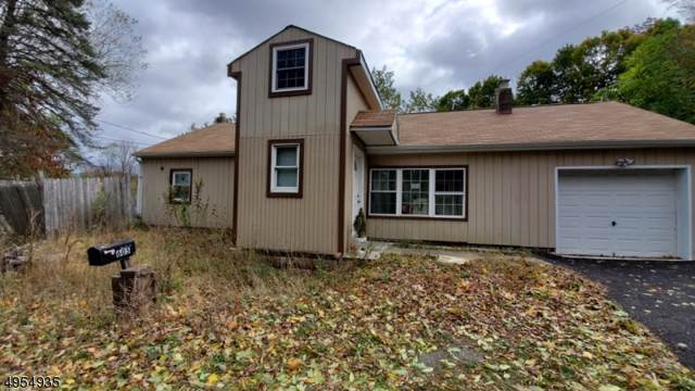 605 County Route 565, Frankford Twp., NJ 07822 (MLS #3609537) :: The Sikora Group
