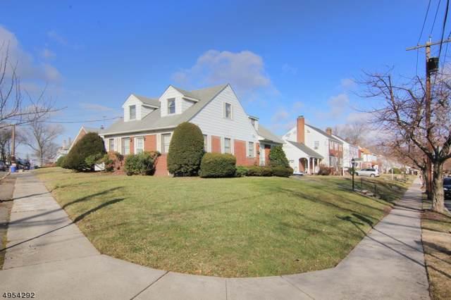 3 Van Reyper Pl, Belleville Twp., NJ 07109 (MLS #3609655) :: William Raveis Baer & McIntosh