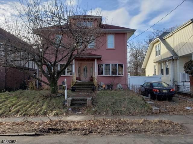 323 Van Houten Ave, Passaic City, NJ 07055 (#3609748) :: NJJoe Group at Keller Williams Park Views Realty