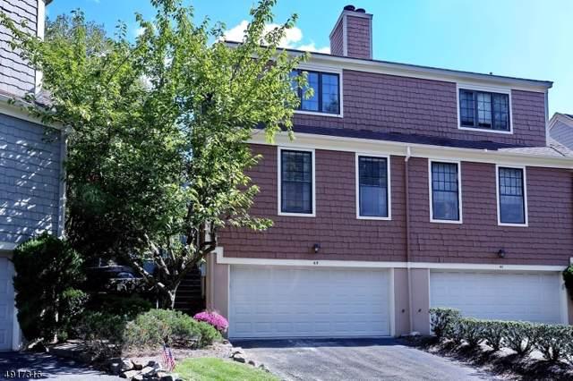 43 Nuthatcher Ct, Wayne Twp., NJ 07470 (MLS #3609867) :: The Karen W. Peters Group at Coldwell Banker Residential Brokerage