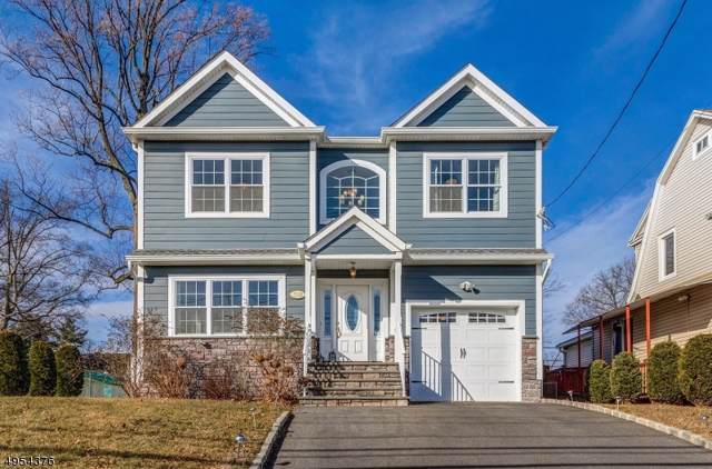 350 Mountain Ave, Springfield Twp., NJ 07081 (MLS #3609871) :: The Dekanski Home Selling Team