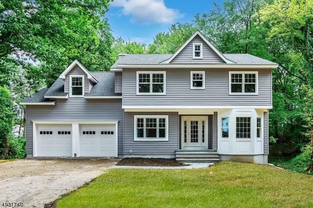 8 Rainbow Trl, Mountain Lakes Boro, NJ 07046 (MLS #3609927) :: SR Real Estate Group