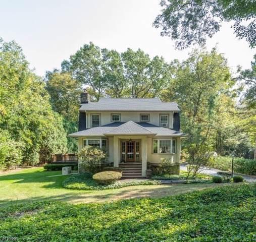 63 Crane Rd, Mountain Lakes Boro, NJ 07046 (MLS #3609929) :: SR Real Estate Group