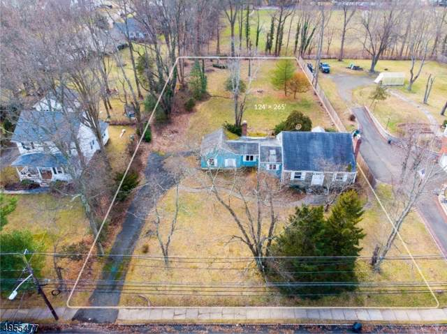 1070 Rahway Ave, Westfield Town, NJ 07090 (MLS #3609970) :: Team Francesco/Christie's International Real Estate
