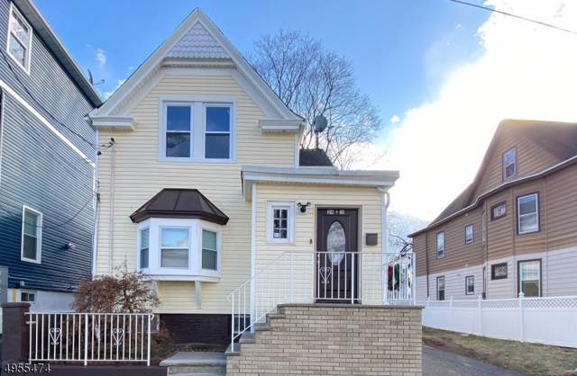 24 N 10Th St, Paterson City, NJ 07522 (MLS #3610003) :: Coldwell Banker Residential Brokerage