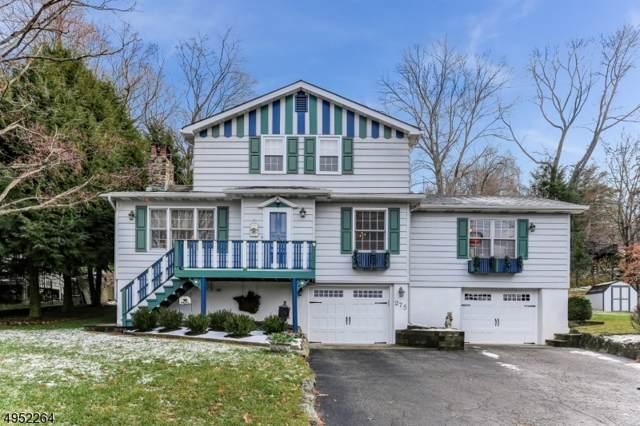 275 E Shore Trl, Sparta Twp., NJ 07871 (MLS #3610067) :: SR Real Estate Group