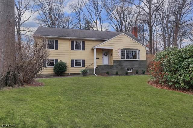 1412 Sylvan Ln, Scotch Plains Twp., NJ 07076 (#3610079) :: Daunno Realty Services, LLC
