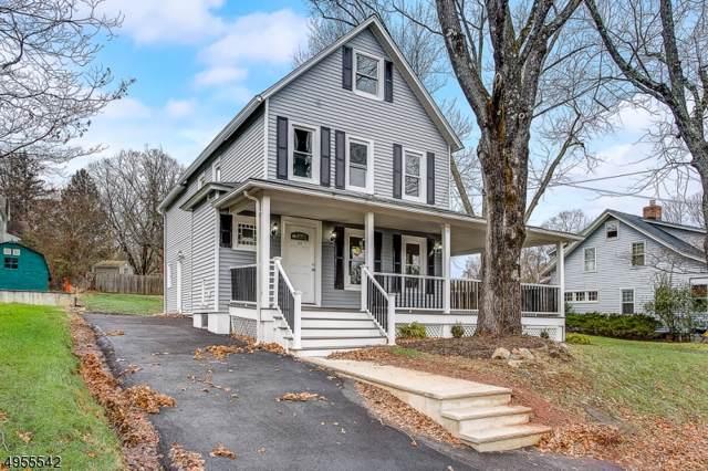 10 Hillcrest Ave, Peapack Gladstone Boro, NJ 07934 (MLS #3610135) :: SR Real Estate Group