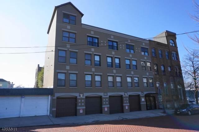 109 Hamilton St #209, Newark City, NJ 07105 (MLS #3610299) :: William Raveis Baer & McIntosh