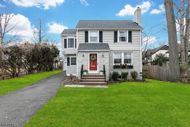 220 Vinton Cir, Fanwood Boro, NJ 07023 (MLS #3610326) :: The Dekanski Home Selling Team